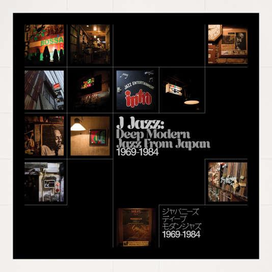 Pochette de l'album«J Jazz : Deep Modern Jazz From Japan 1969-1984», par divers artistes.