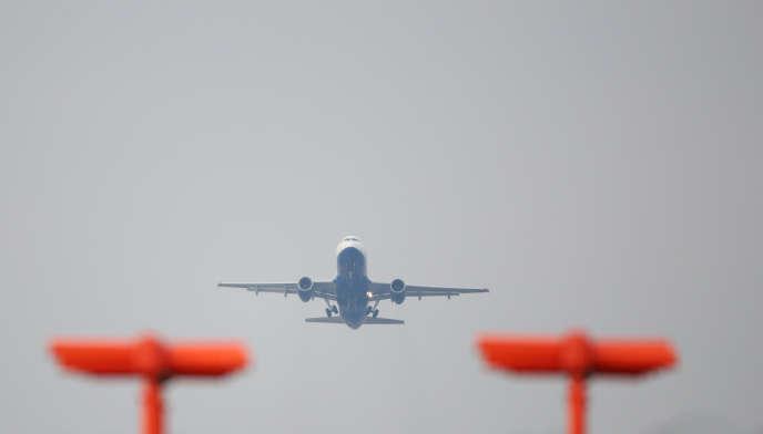 Poussés par des vents arrières, des avionsont mis moins de cinq heures à rallier New York depuis Londres.