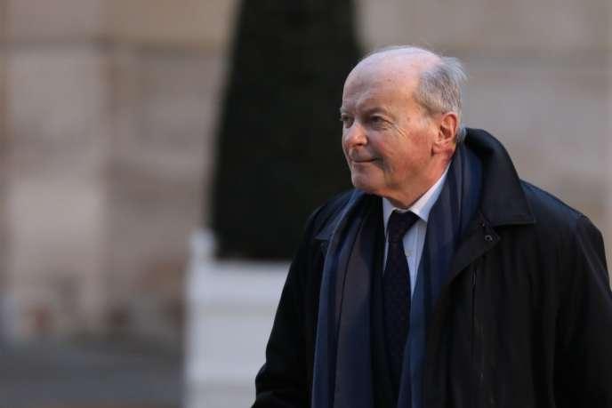 « Le pays souffre d'un retrait des services publics», a déclaré Jacques Toubon.