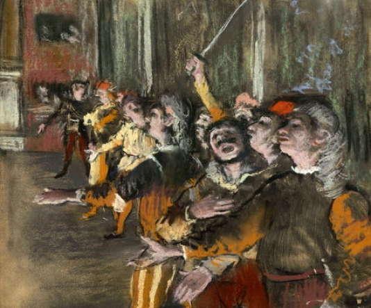 Seine-et-Marne: un tableau de Degas volé en 2009 retrouvé