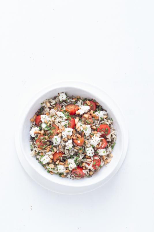 La cuisine des tudiants 2 9 la salade compl te for La cuisine de l etudiant