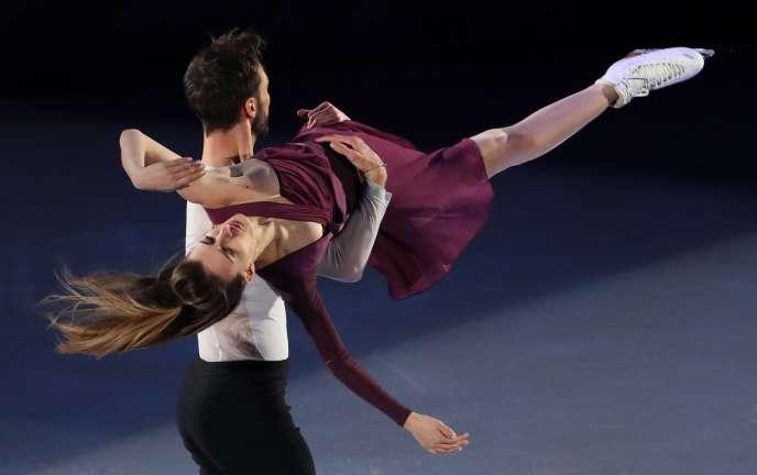 Gabriella Papadakis et Guillaume Cizeron aspirent à reconquérir le titre mondial.