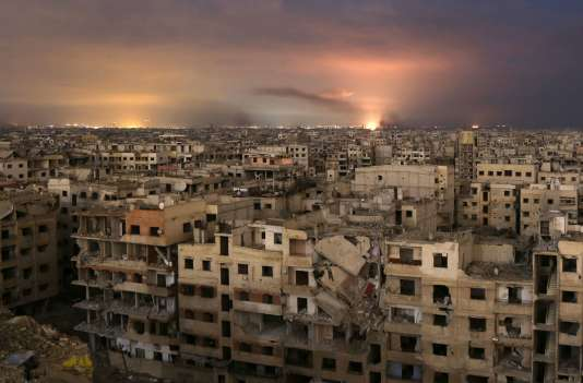 Syrie: nouvelles frappes aériennes contre la Ghouta orientale