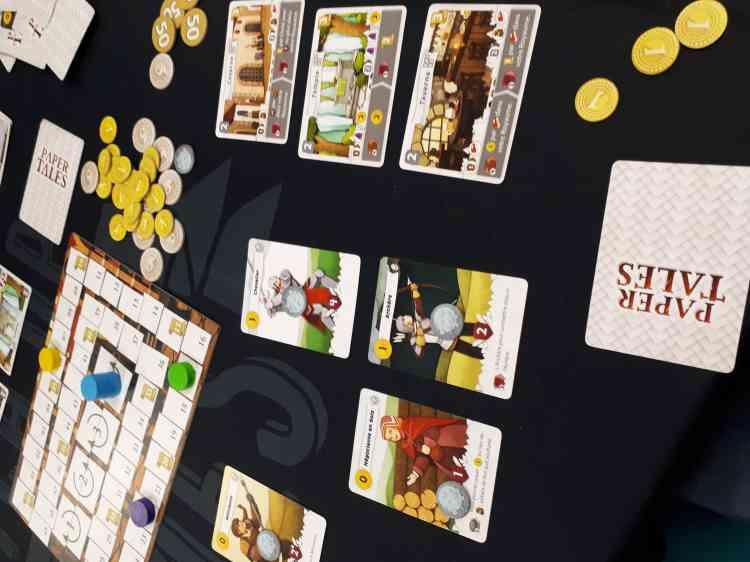 Jeux de cartes, de figurines, narratifs ou de stratégie, tous les types de jeux de plateau y sont représentés. C'est aussi le moment où les éditeurs présentent leurs nouveautés au public.