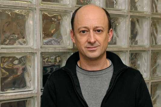 Frédéric Lavigne, directeur artistique de Séries Mania.