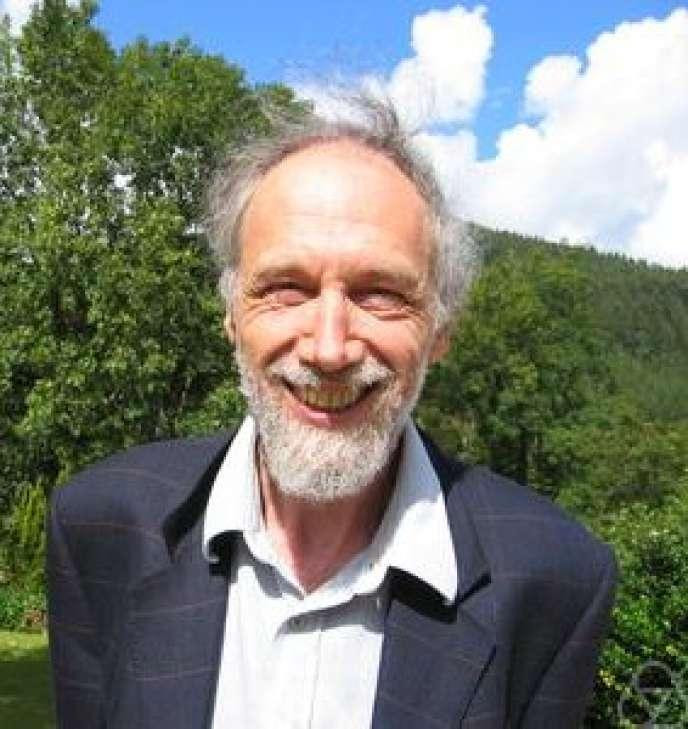 Alain Connes, scientifique et écrivain.