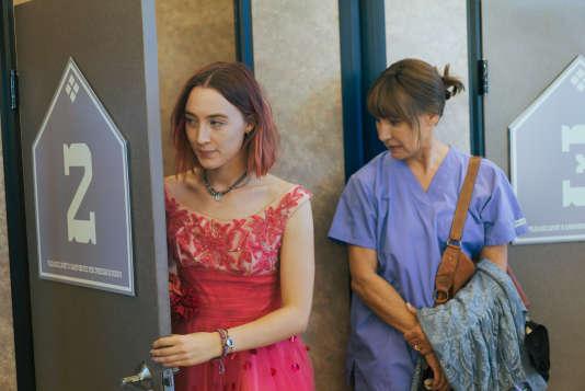 Saoirse Ronan et Laurie Metcalf dans« Lady Bird», réalisé par Greta Gerwig.