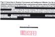 Copie d'écran de la note de réfutation des démocrates, rendue publique le 24 février.