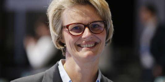 Anja Karliczek, la nouvelle ministre de l'éducation, à Berlin, le 26 février.