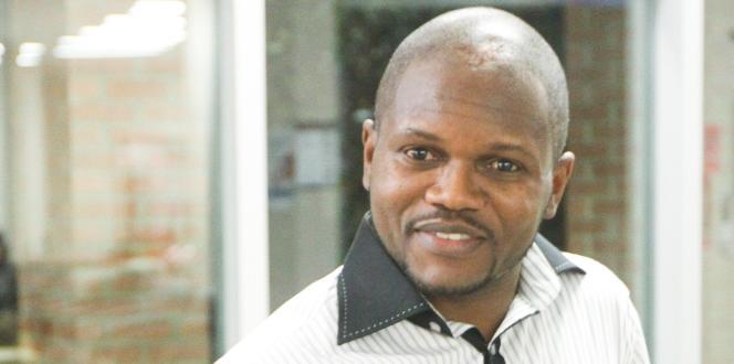 L'écrivain congolais Blaise Ndala.