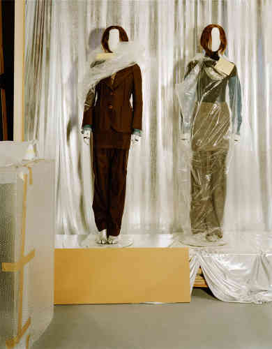 Margiela, collection automne-hiver1989-1990.