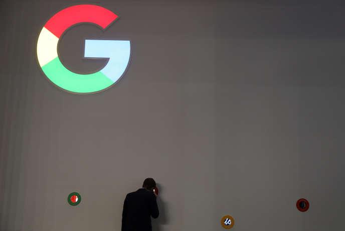 Une technologie d'IA de Google est utilisée par le Pentagone.