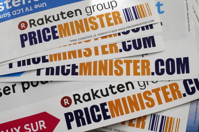 Le groupe japonais Rakuten avait, en 2011, racheté pour 200millions d'euros la plateforme d'e-commerce PriceMinister.