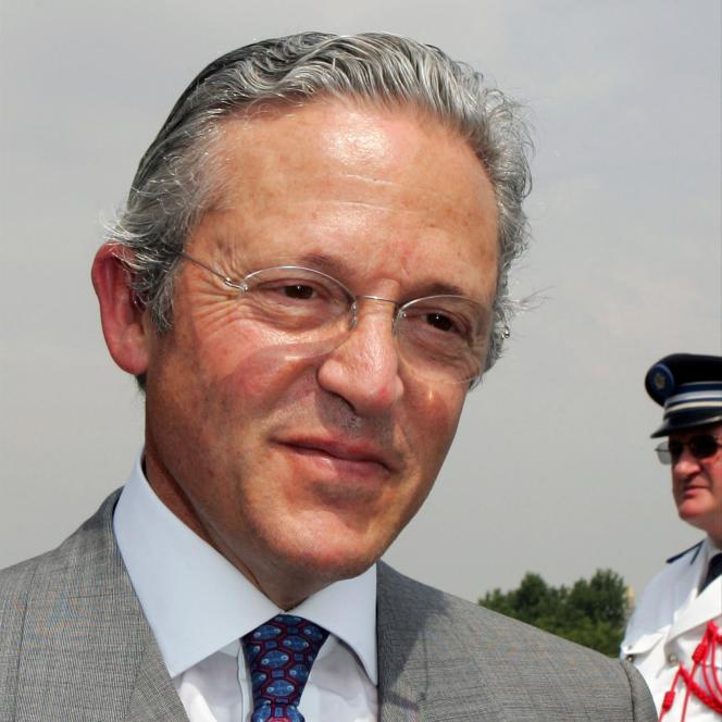 Guy Wildenstein en 2006.