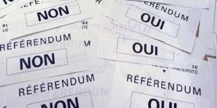 Depuis que le référendum existe, ceux qui en sont à l'initiative utilisent la formulation de la question pour tenter d'influencer l'issue du scrutin.