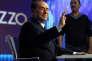 Silvio Berlusconi, le 4 mars sur un plateau de télévision, à Rome.