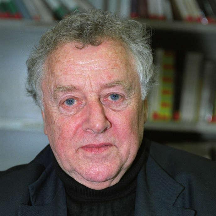 Pierre Milza, en 2002.