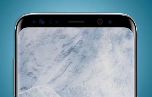 L'écran du Galaxy S9, aux marges particulièrement fines, a lancé la mode.