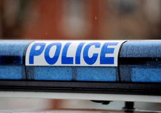 Un gyrophare de la police (photo d'illustration).