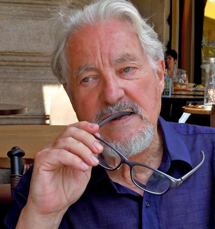 L'anthropologue Marc Augé, en 2010.