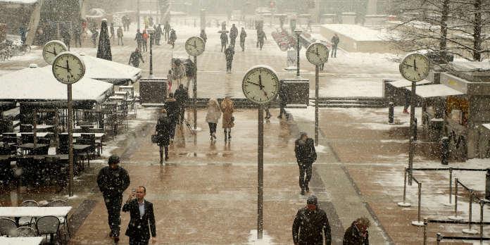 « Bête de l'est » en Bretagne : pourquoi prévoir un froid intense plusieurs mois à l'avance est une gageure