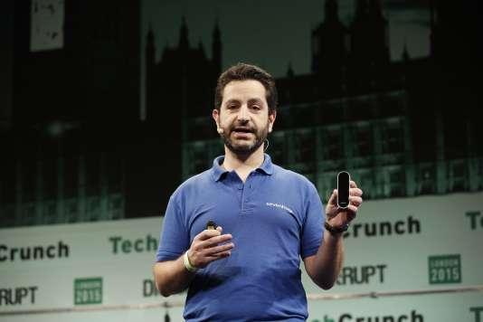 Comme de nombreux autres jeunes créateurs d'entreprise, Simon Tchedikian a bénéficié du soutien de ParisTech Entrepreneurs pour lancer sa sociétéSevenhugs.
