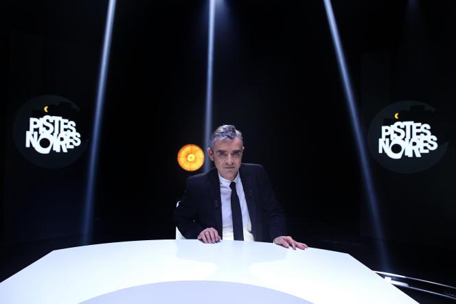 Fabrice Drouelle en janvier 2018 sur Canal+.