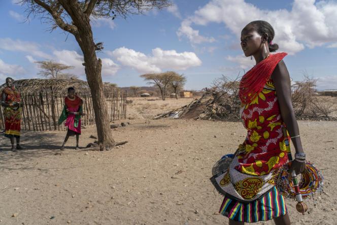 Les vingt-six femmes du village refuge de Mopukori peuvent décider quels hommes sont autorisés à résider sur place.