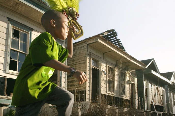 Comme le montre la série«Treme»,la mal nommée «Big Easy» a fait preuve d'une grande résilience face au désastre (en photo : l'un desvisuels de la série).