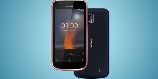 Le Nokia 1 est attendu pour avril.