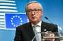 Le président de la Commission européenne, Jean-Claude Juncker, le 23 février, àBruxelles.