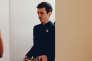 L'acteur Nahuel Perez Biscayart, César du meilleur espoir masculin,aux Césars 2018, le 2 mars.
