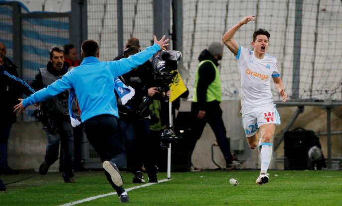 Florian Thauvin a inscrit son 16è but de la saison, son meilleur total en Ligue 1 en carrière.