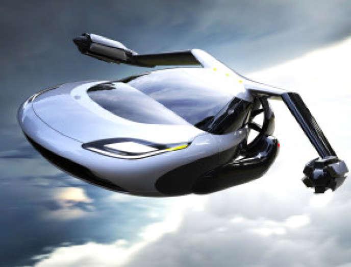 Le projet TR-X de Terrafugia, promis pour 2019.