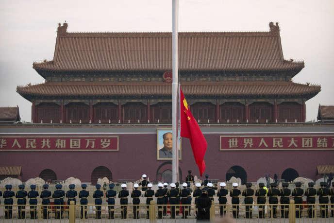 La session annuelle du Parlement chinois ouvre ce lundi.