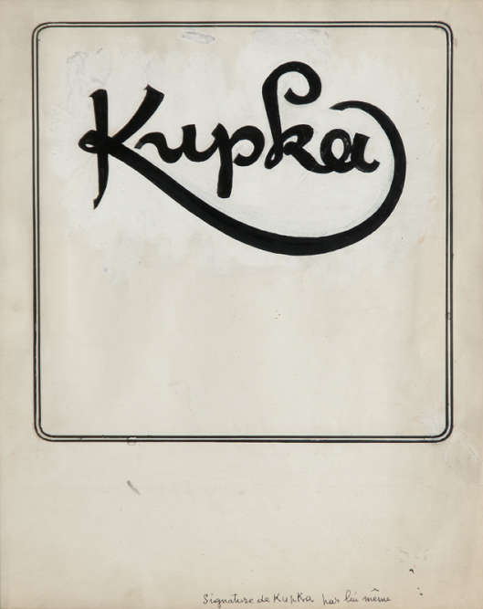Kupka meurt le 24 juin 1957 à Puteaux. L'année suivante, le Musée national d'art moderne lui rend hommage en consacrant à son œuvre une rétrospective organisée par Jean Cassou (conservateur de musée, critique d'art, traducteur et poète français).