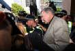 Le cardinal George Pell quitte le tribunal, à Melbourne, lundi 5 mars.