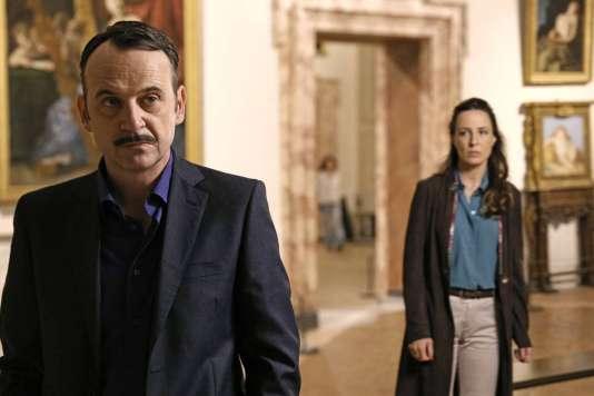 Paolo Pierobon etValentina Carnelutti dans le film italien d'Andrea Segre,«L'Ordre des choses» («L'Ordine delle cose»).