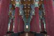 Reconstitution de la Salle des cent colonnes.