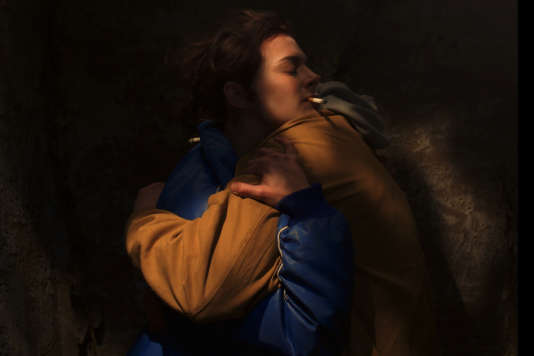 Darya Zhovner et Nazir Zhukov dans le filmrusse et kabarde de Kantemir Bagalov,«Tesnota. Une vie à l'étroit».