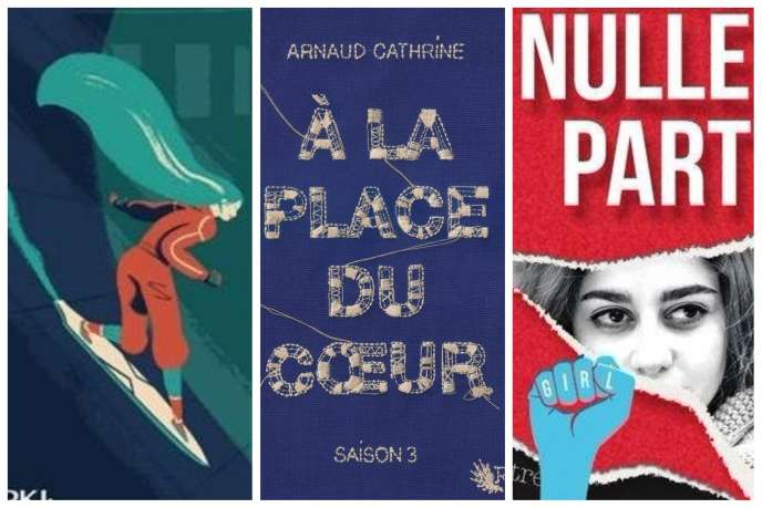 Cinq Romans Pour Adolescents A Decouvrir Au Salon Du Livre