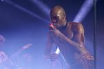 Seun Kuti au Festival de la Villette (Paris) en septembre 2016
