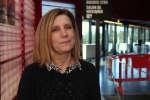 Claire Rivenc, responsable du fablab de l'IUT de Bordeaux, à la conférence O21/S'orienter au 21e siècle, à Bordeaux.