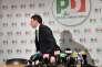 Matteo Renzi, à Rome, le 5 mars 2018.