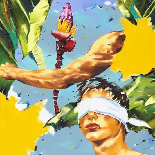 Pochette de l'album« Homotopia», de Sam Vance-Law.