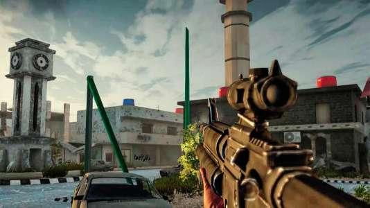 Le Hezbollah libanais a annoncé la sortie du jeu vidéo«Défense sacrée», le 28 février, basé sur ses cinq années de guerre en Syrie.