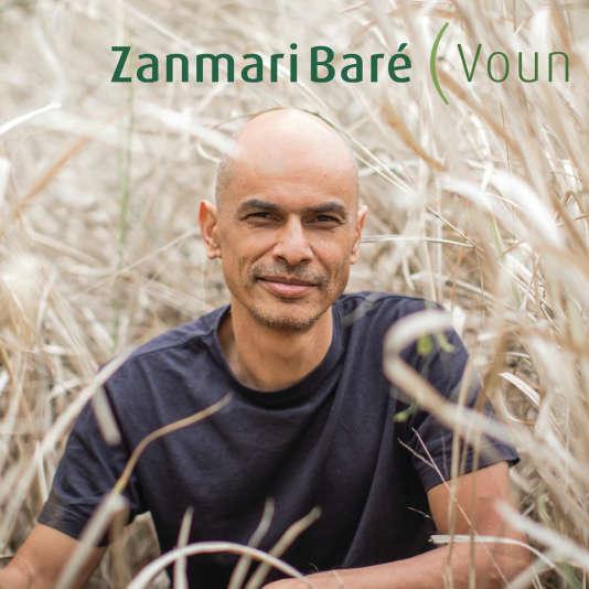 Pochette de l'album «Voun», de Zanmari Baré.