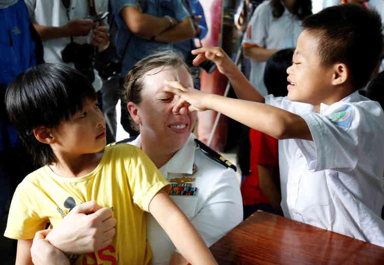 Ce voyage ne marque pas un tournant dans les relations entre les deux pays. Depuis ces douze dernières années la marine américaine a organisé au Vietnam de multiplesmissions humanitaires et civiques dans le cadre duPacific Partnership.
