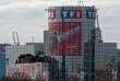 ©PHOTOPQR/OUEST FRANCE ; TF1 . Le siège de Boulogne Billancourt . PHOTO : DANIEL FOURAY (MaxPPP TagID: maxstockworld372227.jpg) [Photo via MaxPPP]