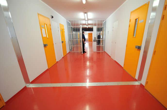 La prison de Lille-Annœullin, le 7 juillet 2011.
